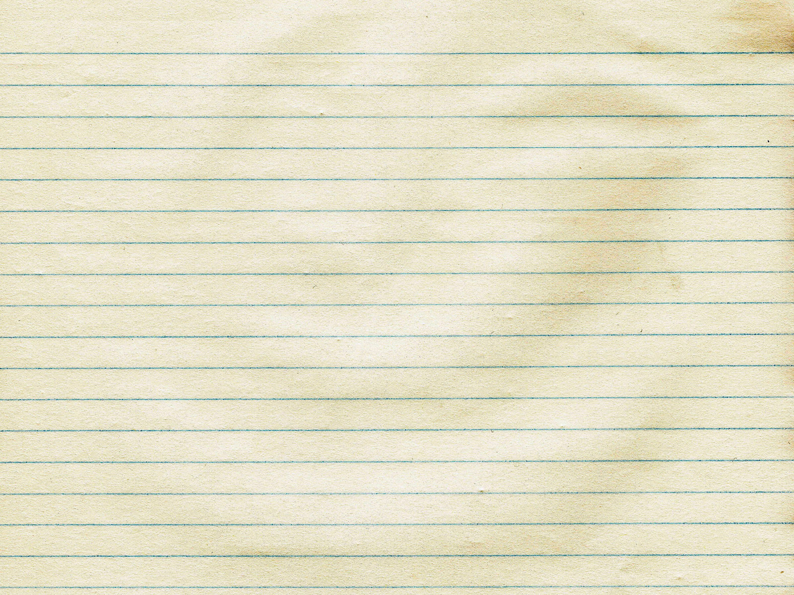 Textures Notebook Paper PPT Backgrounds