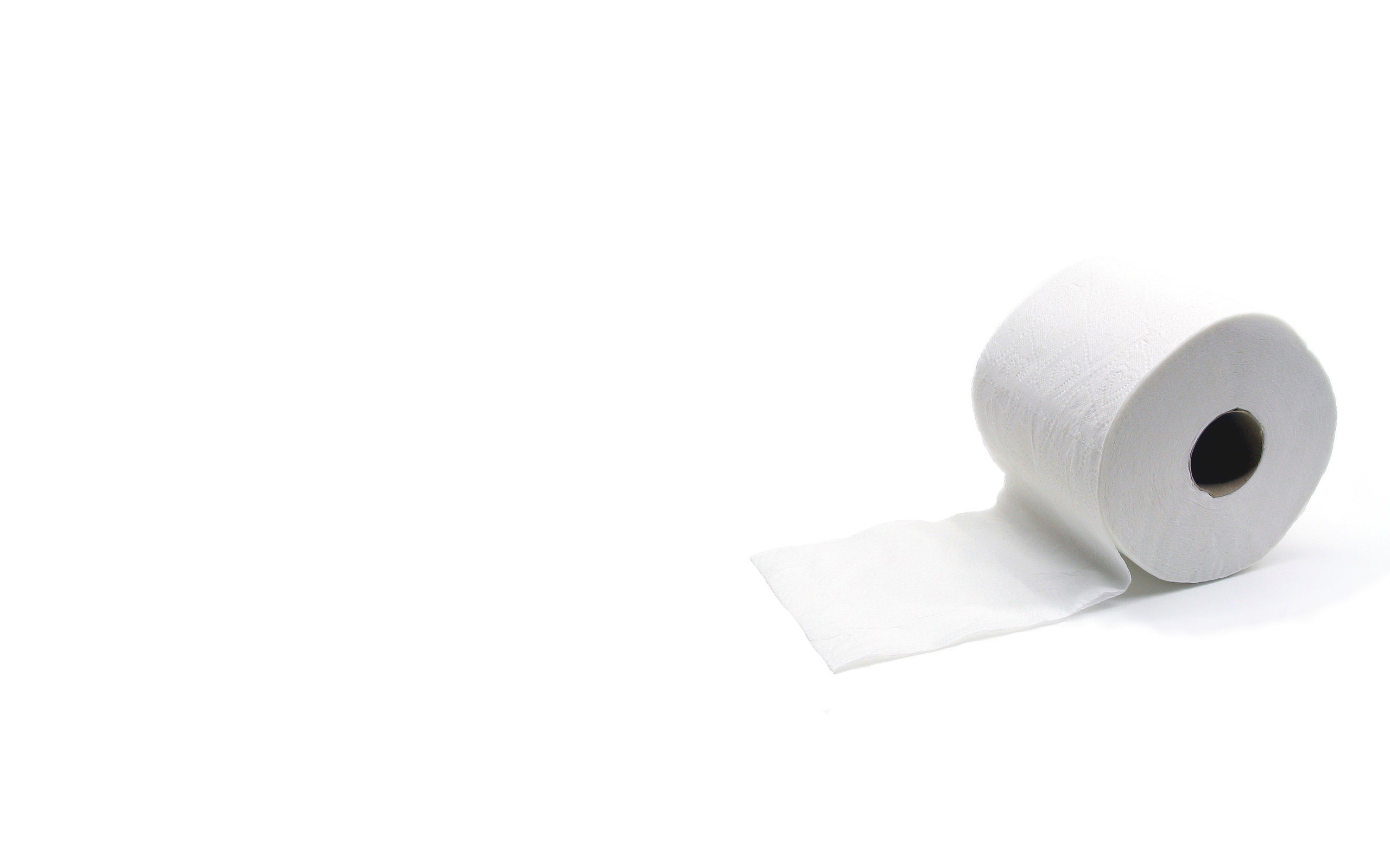 Toilet Paper PPT Background Background for Powerpoint Program