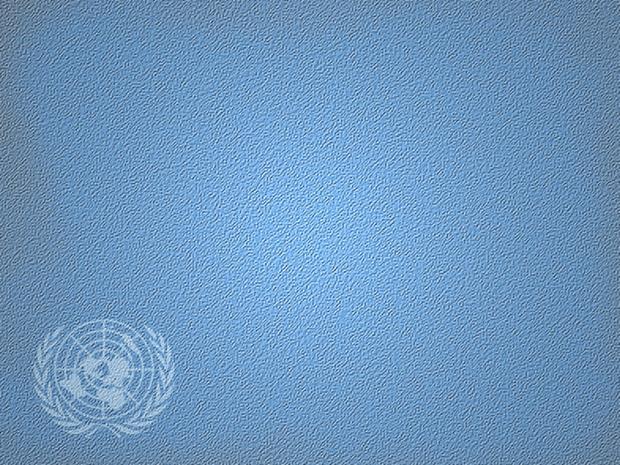 United Nations Peacekeepers PPT Background Background for Powerpoint Program