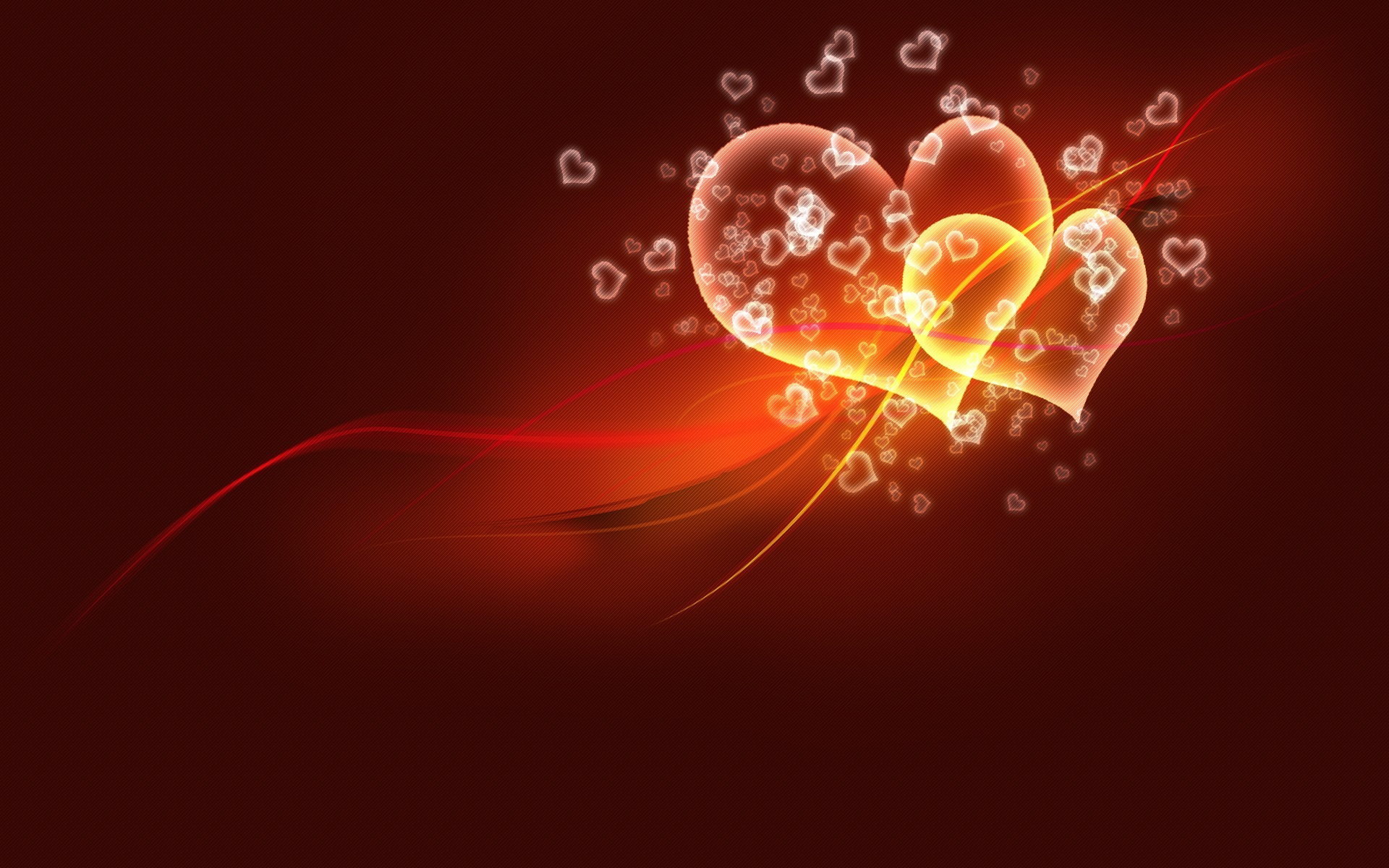 Valentine PPT Background Background for Powerpoint Program