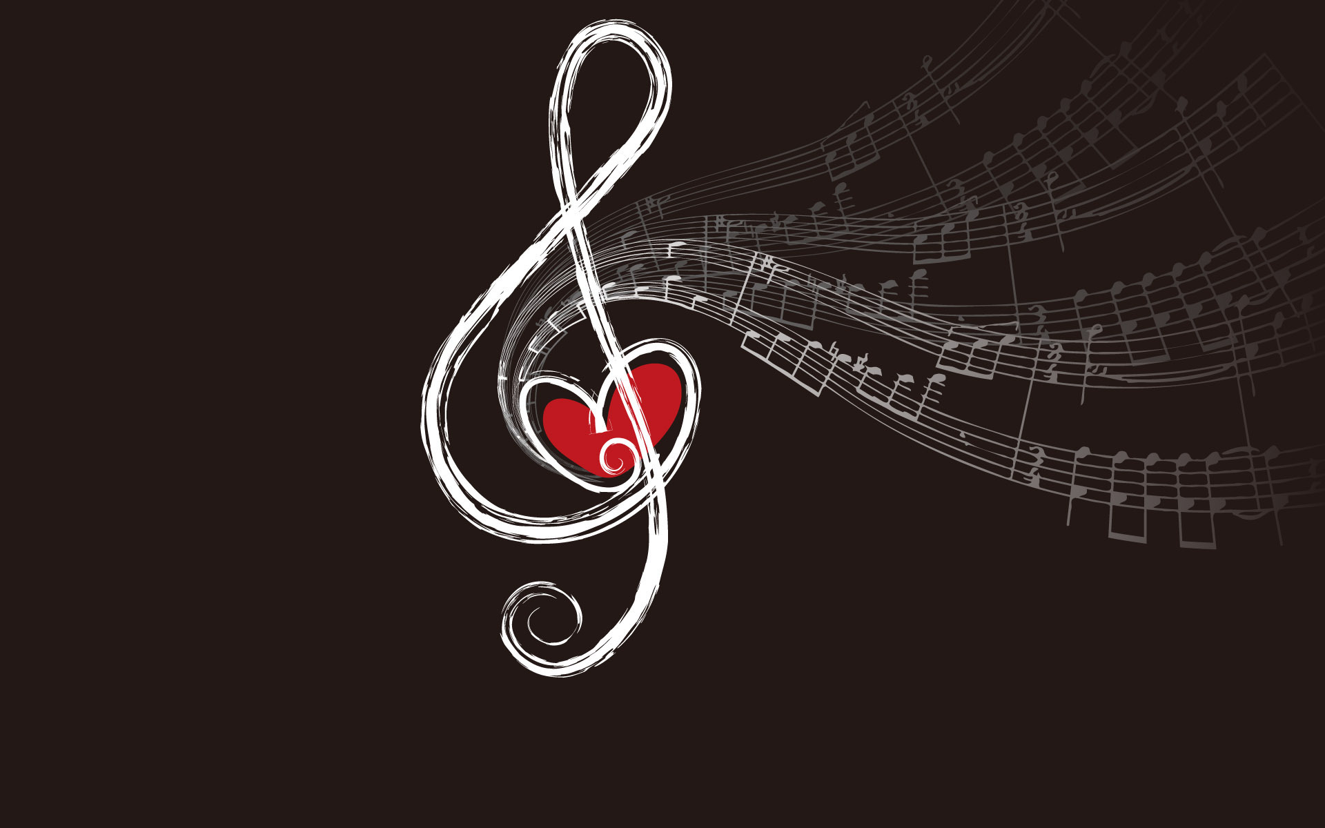 violin, key, sheet music PPT Backgrounds
