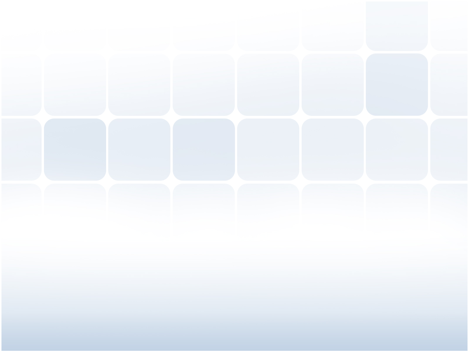 White Grid PPT Backgrounds