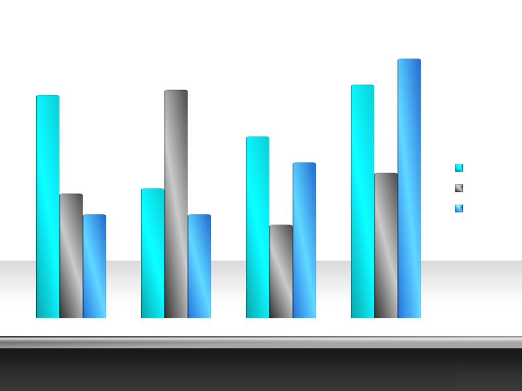 Bar Charts PPT templates