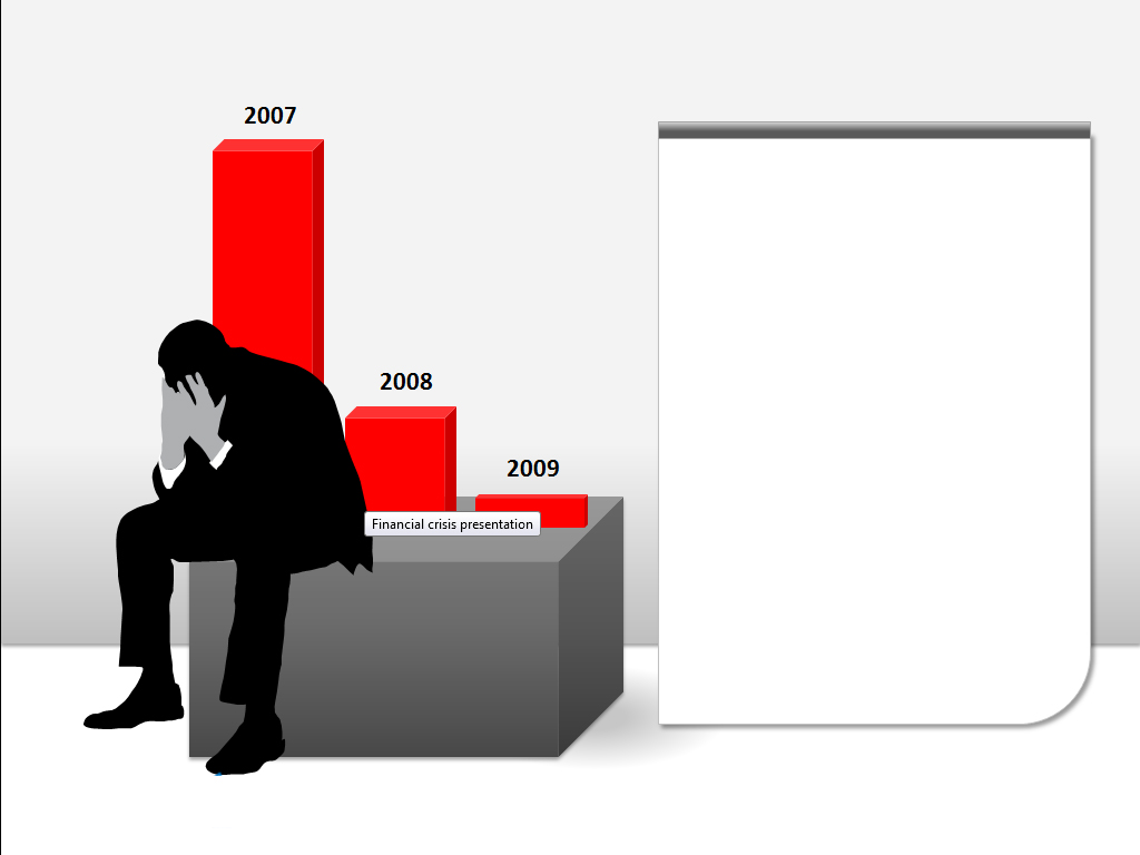 Financial crisis presentation Templates for Powerpoint Presentations ...