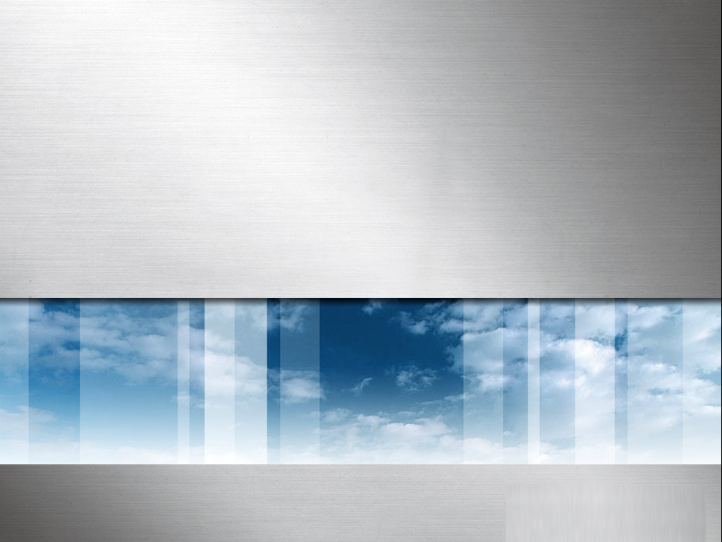 Metal Silver PPT templates
