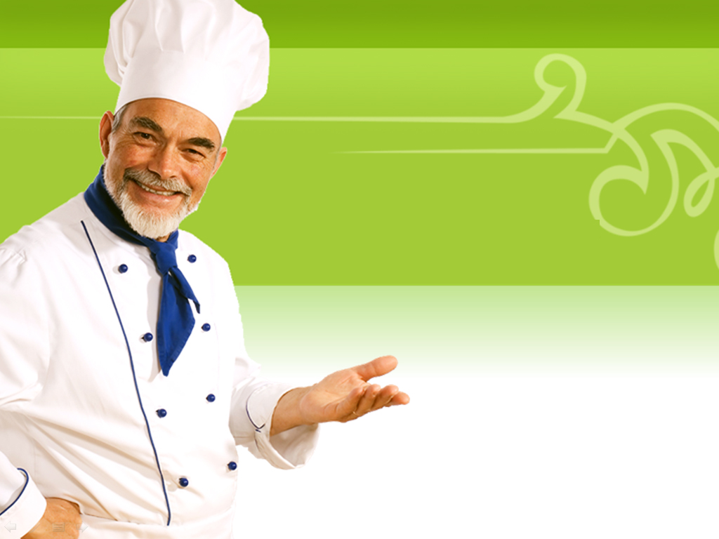 Personal Chef Design Slide PPT templates