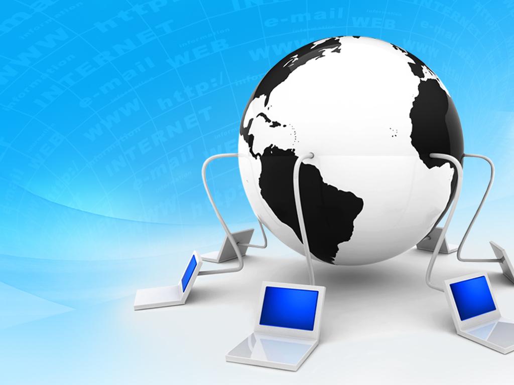 Web Concept PowerPoint 3 Slides PPT templates