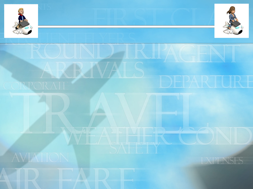 Corporate Travel PPT templates
