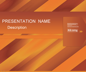 Free Expanded Horizon powerpoint Template Template for Powerpoint Program