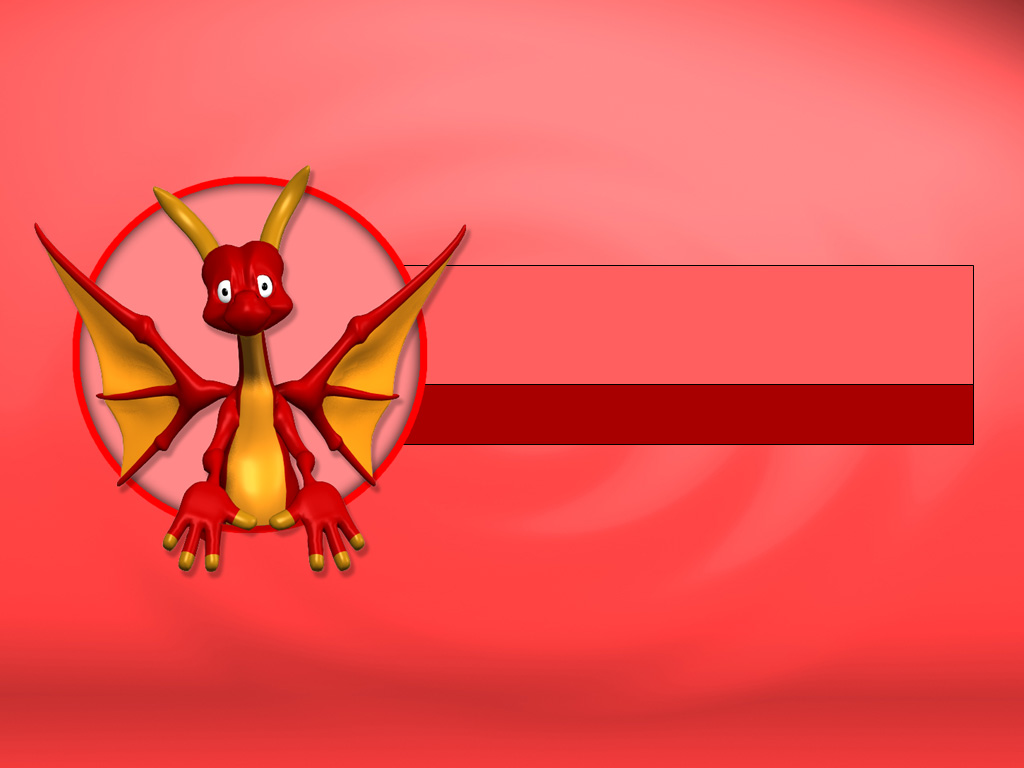 Fiery Dragons PPT templates