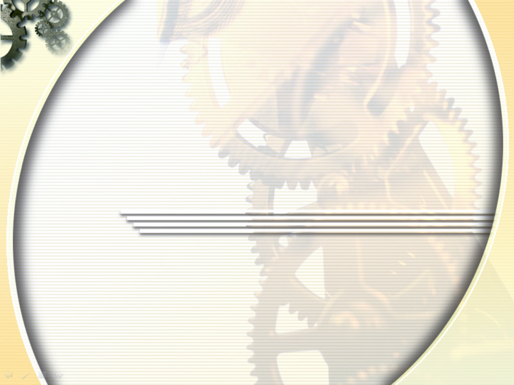 Golden cogs PPT templates