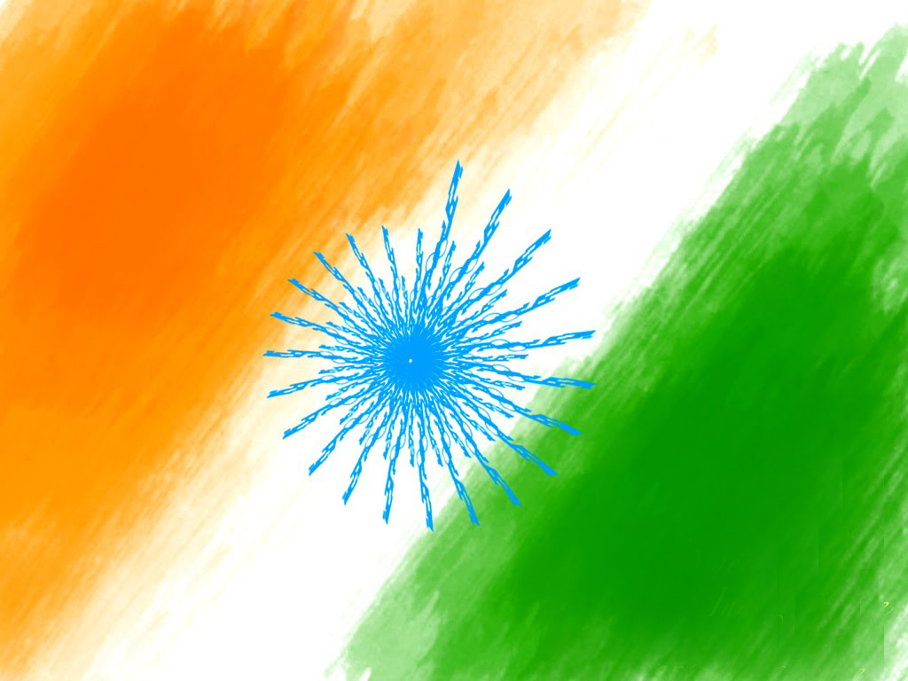 Indian Flag for Powerpoint PPT templates