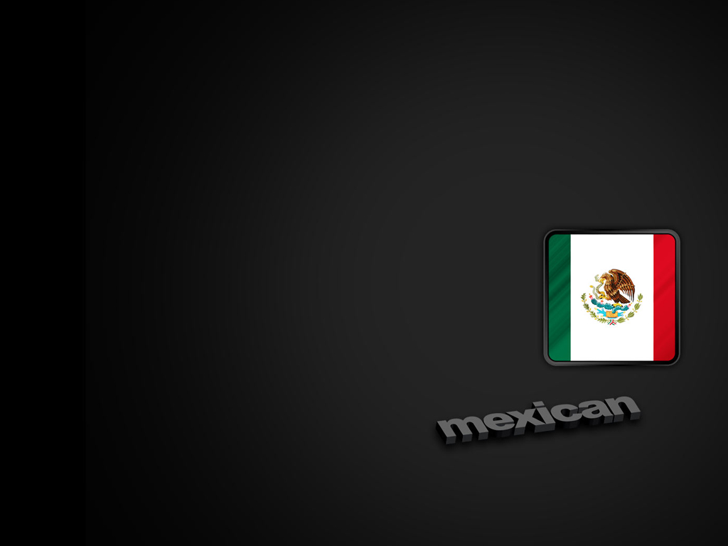 Flag Presentation of Mexico PPT templates