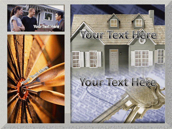 Free Real Estate PPT Template Template for Powerpoint Program