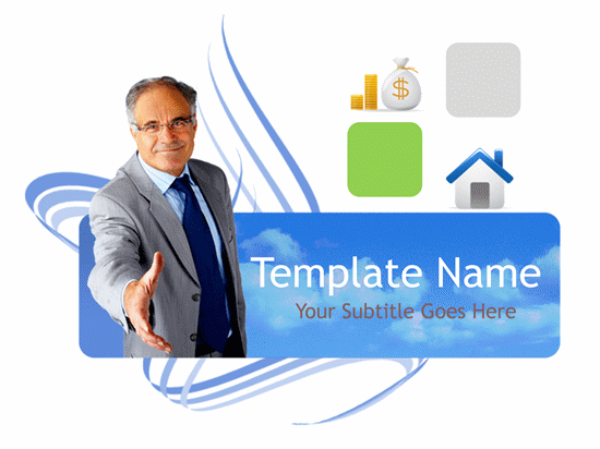 Free Retirement Planning PPT Template Template for Powerpoint Program