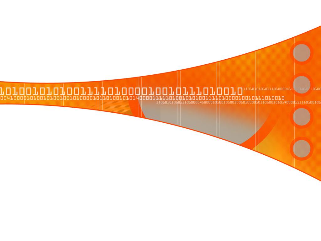 Technological awakening Slide PPT templates