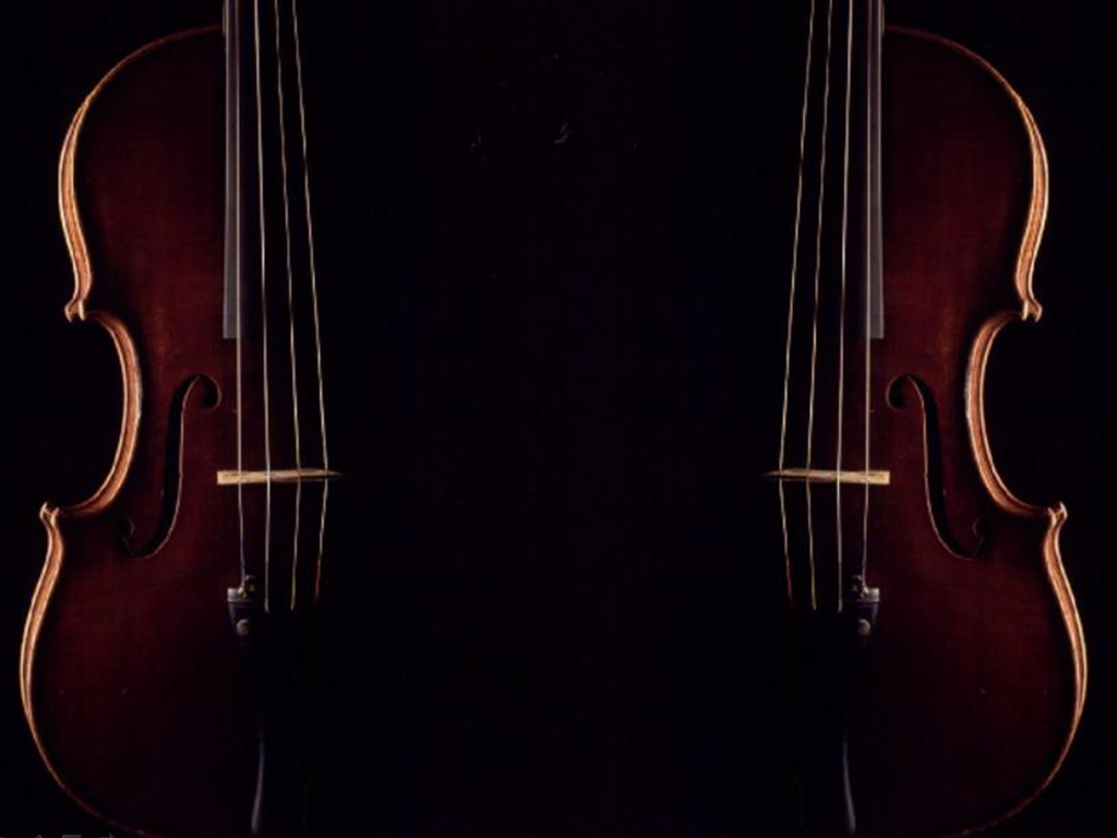 Violins Music PPT templates