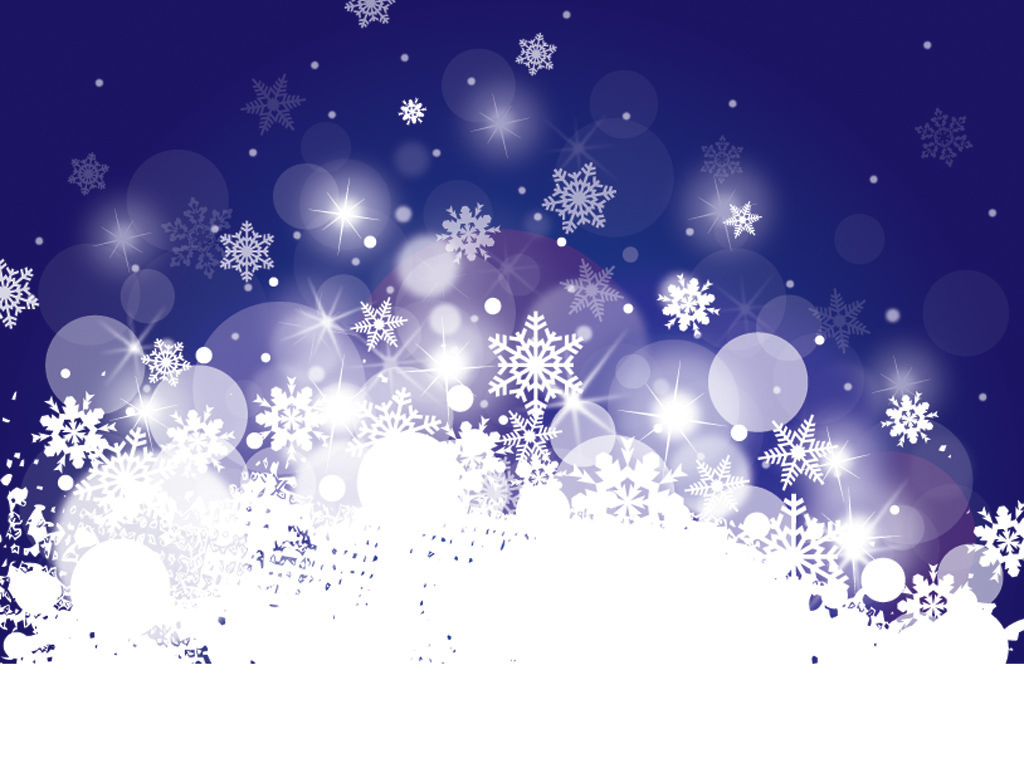 Winter Landscapes 2012 PPT templates