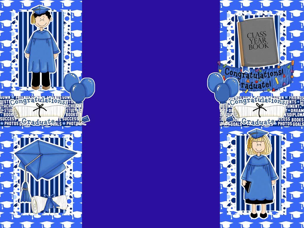 2012 Graduation PowerPoint Background PPT Backgrounds