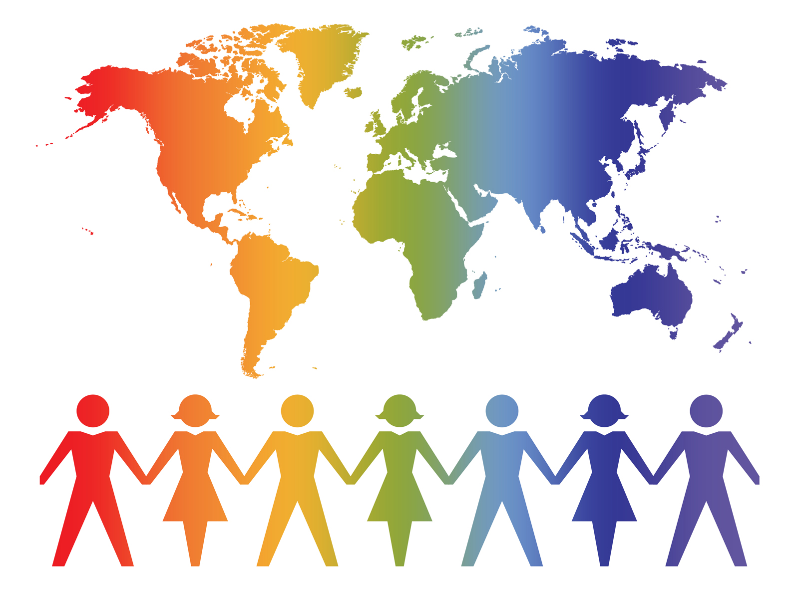 Colours united, education PPT Backgrounds