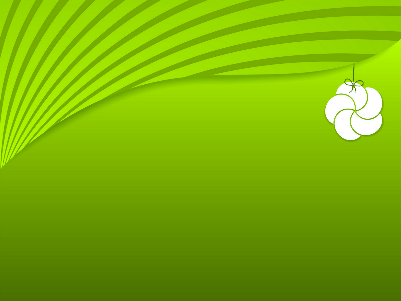 Abstract Green PPT Backgrounds