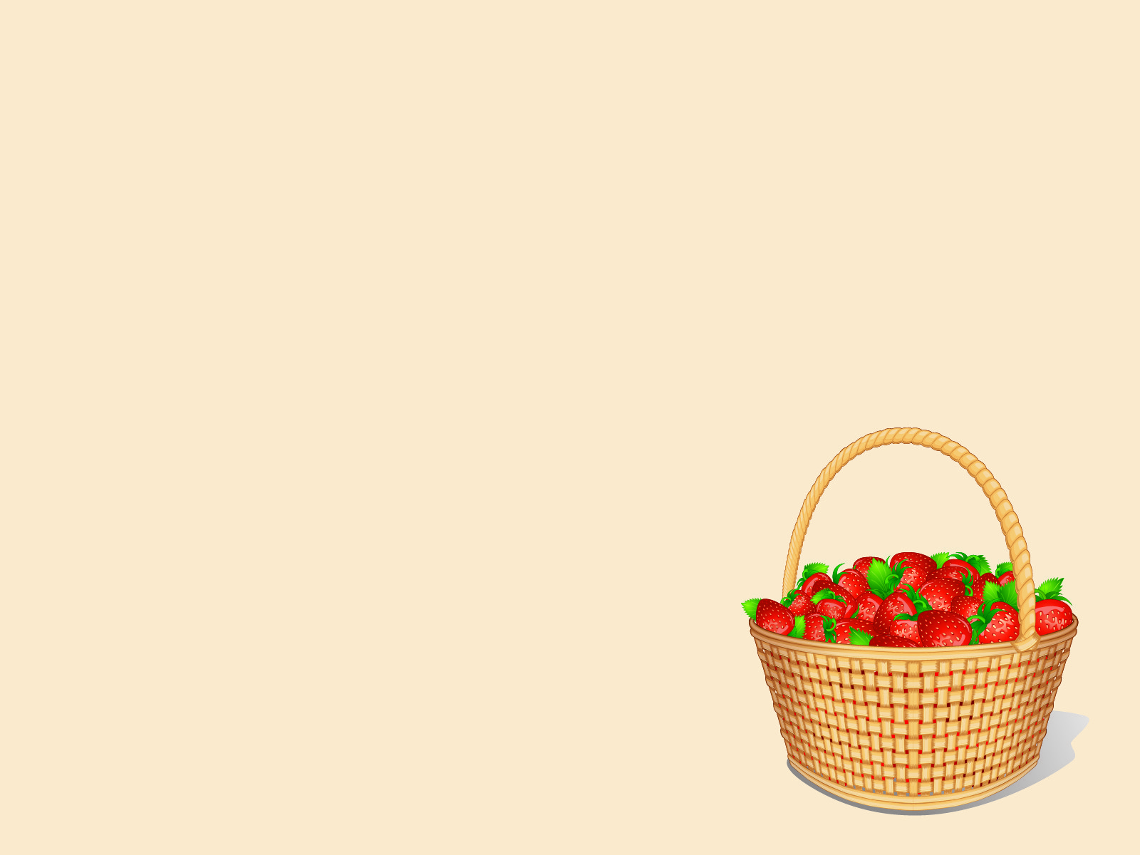 Berry PPT Backgrounds