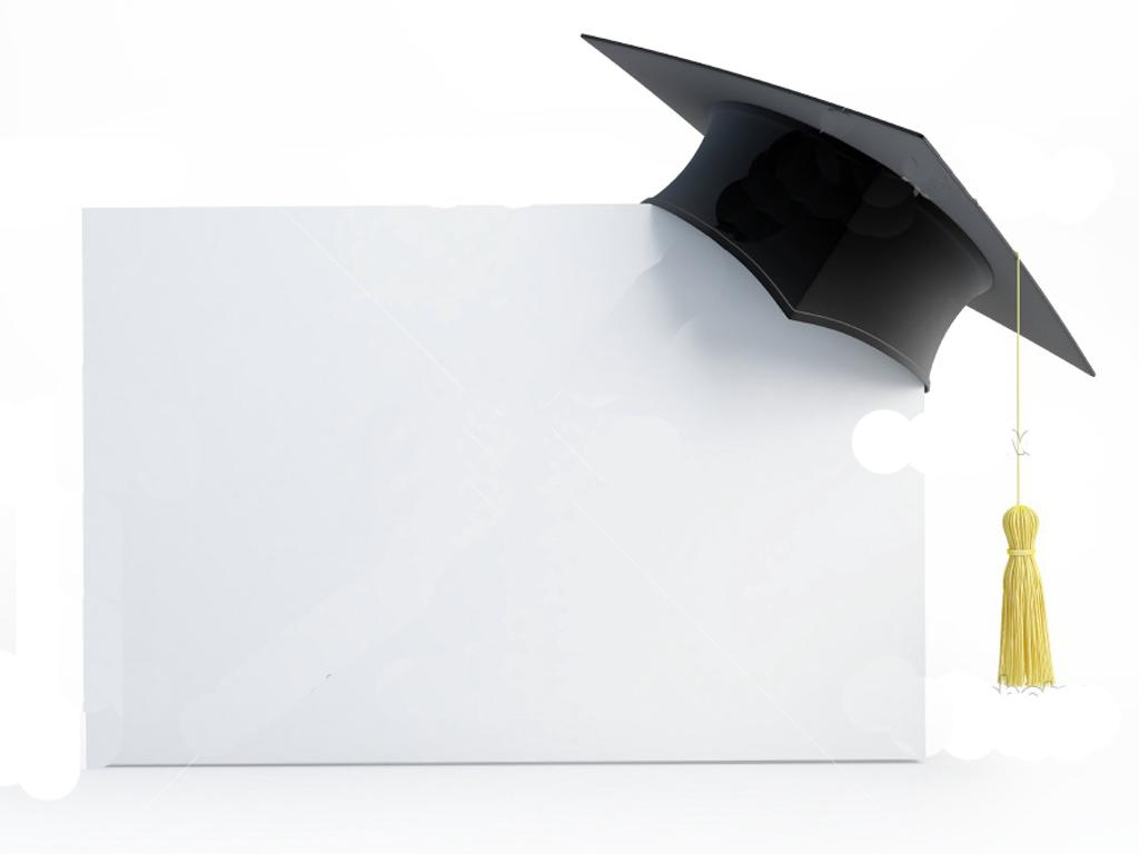 Congratulations Graduate Book PPT Backgrounds