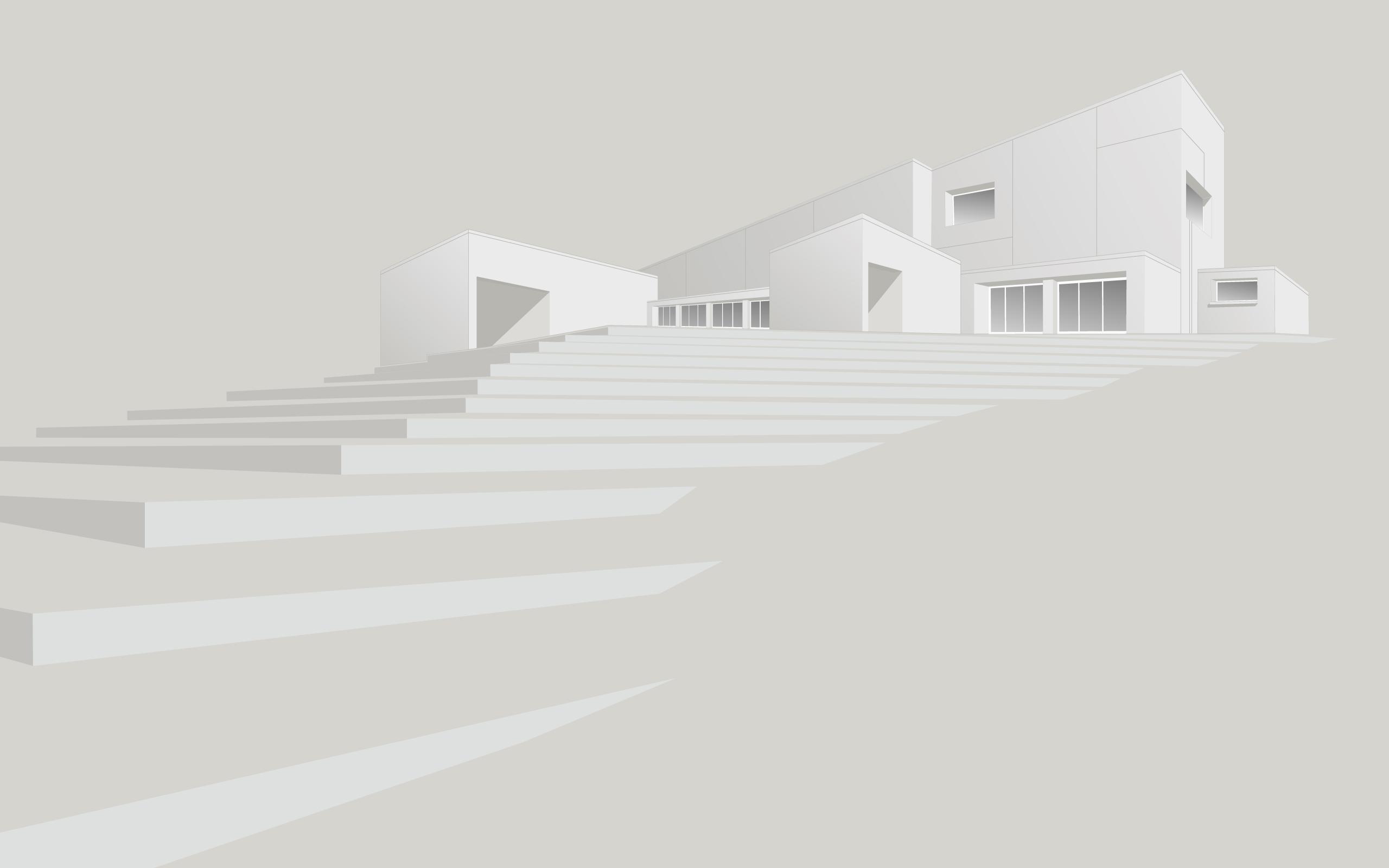 Soft architecture design PPT Backgrounds