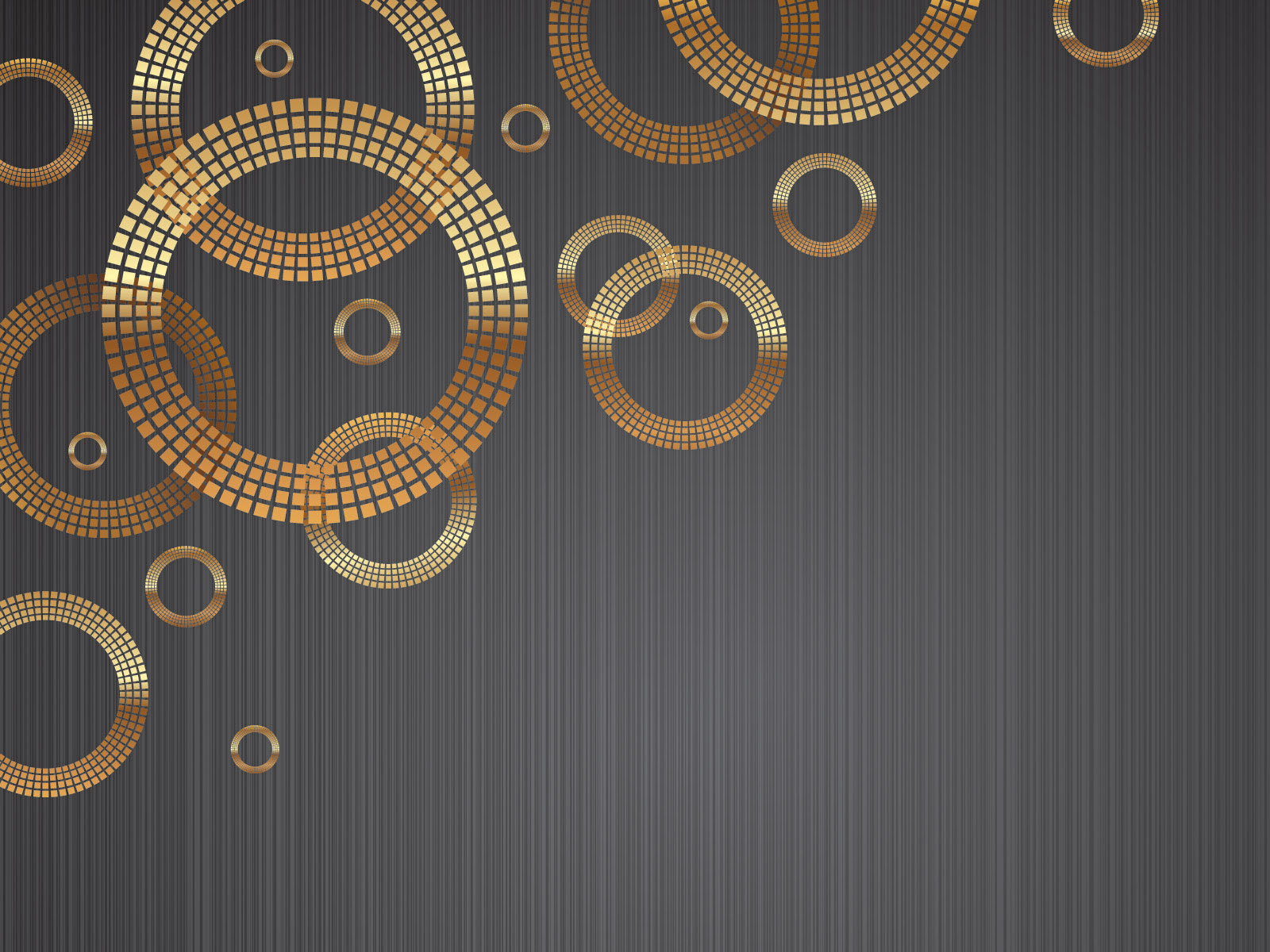 Stock rich luxury PPT Backgrounds