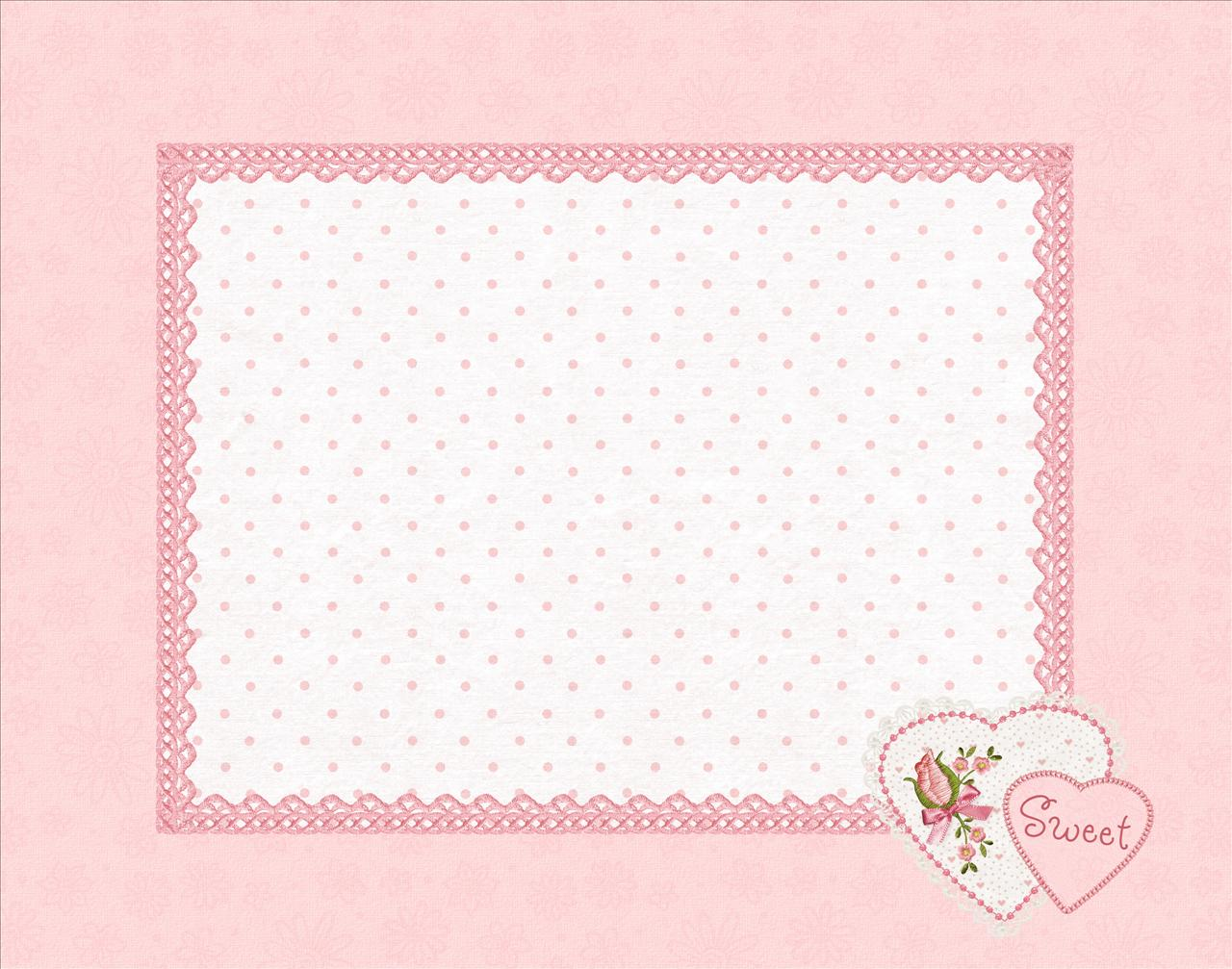 Sweet Baby PPT Backgrounds