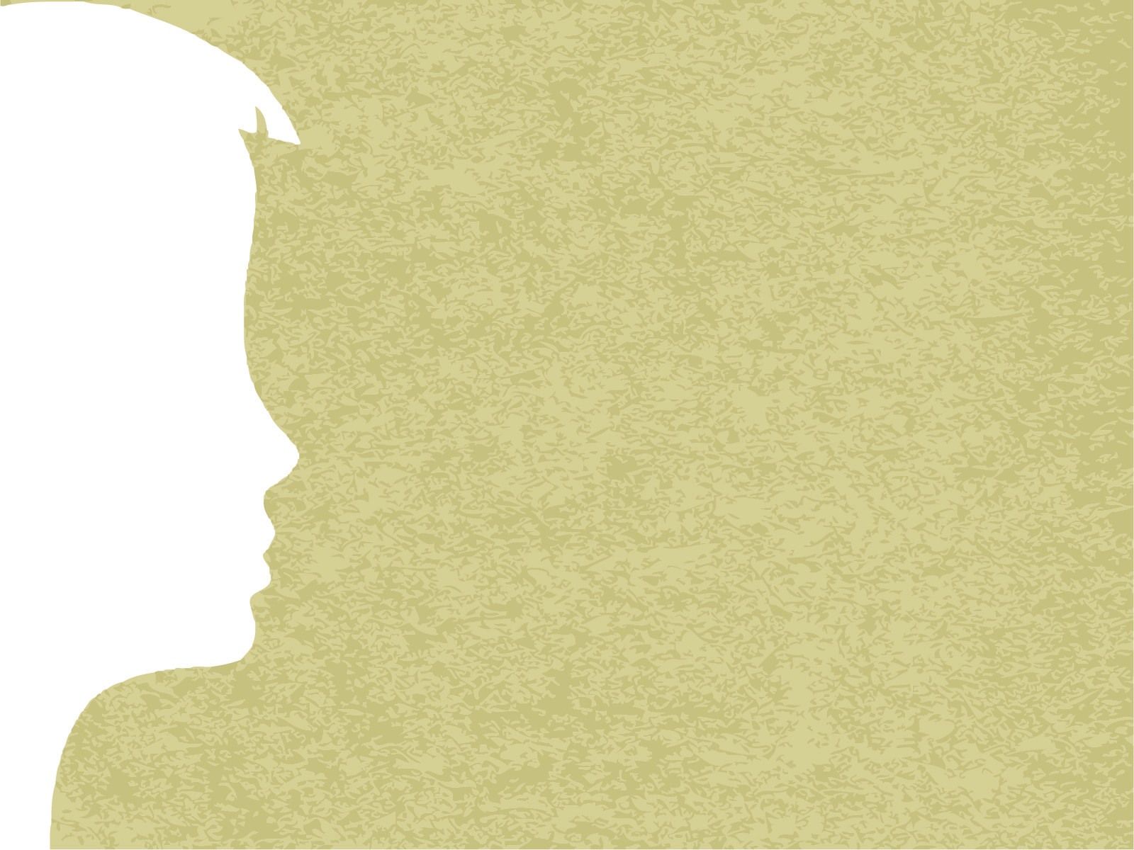 White Face PPT Backgrounds