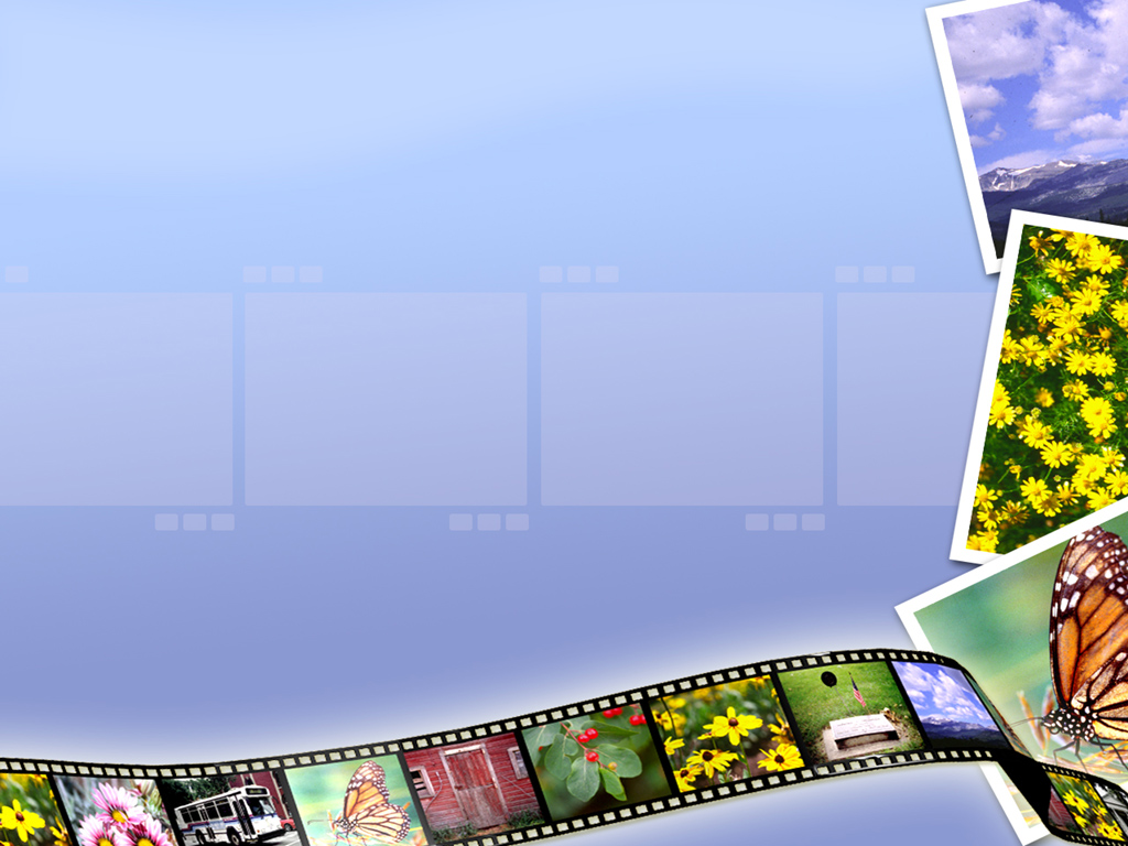Photo Album Presentation PPT templates