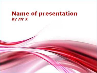 Abstract Pikes PPT templates
