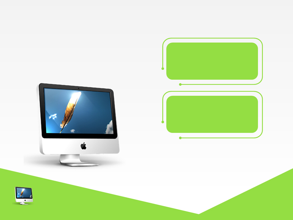 Apple brand technology products powerpoint PPT templates