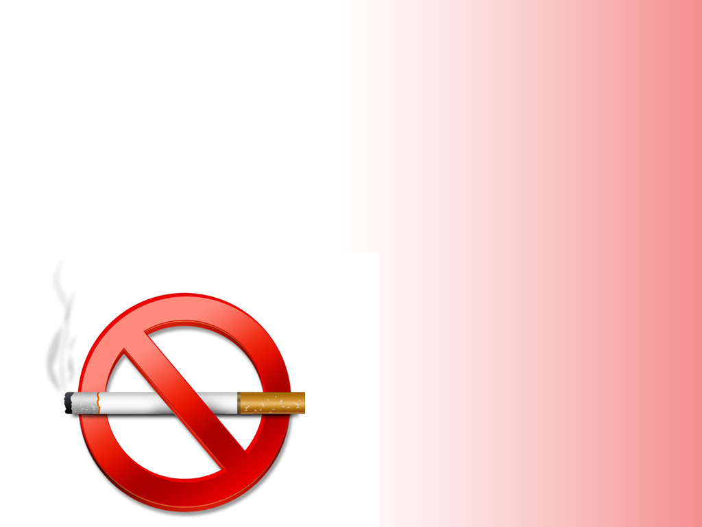 No Smoking PPT templates